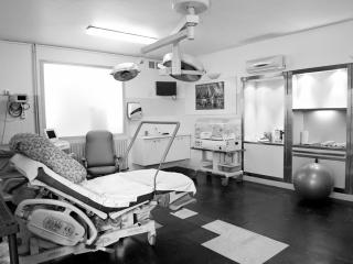 Présentation: maternité de la clinique St Germain